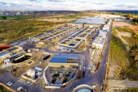 Israel desalinization plant