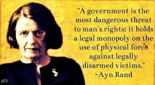 Ayn-rand anti-government quote