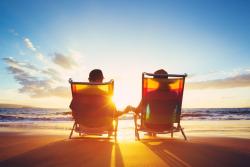 Retirement-Vacation-Concept