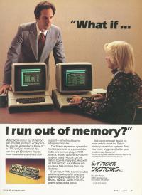 Old saturn ad