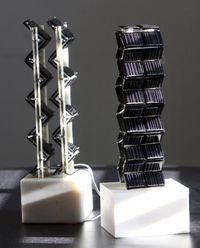 MIT solar towers