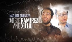 Steve ramirez and xu liu