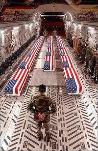 Iraq war dead
