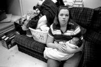 Modern american poverty photo