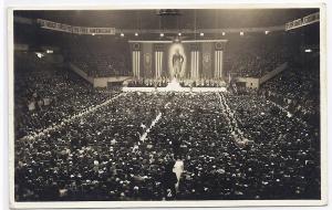 American nazi rally 1939