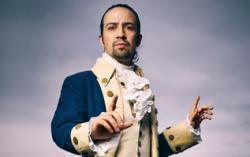 Hamilton musical -- lin manuel miranda