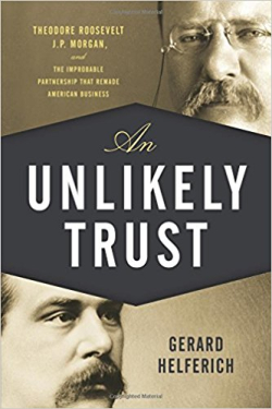 An Unlikely Trust  JP Morgan and TR