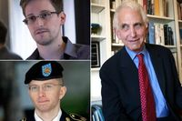 Ellsberg manning and snowden