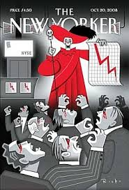 New yorker market crash