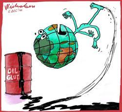 World-slips-on-Oil-glut-520