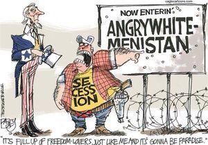 Trumpistan cartoon