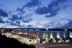 Google data center georgia