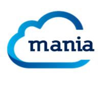 Cloud mania logo