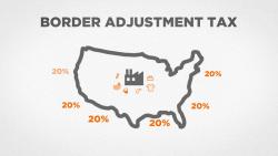 Border adjustment tax