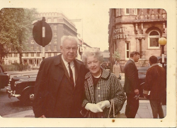Uncle Arnold and Aunt Till 1966