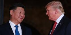 Xi jinping and trump