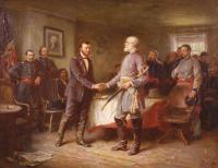 Appamattox painting