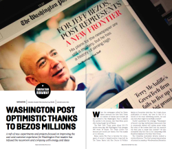 Bezos washington post