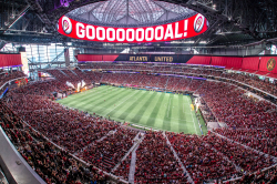 Atlanta united stadium