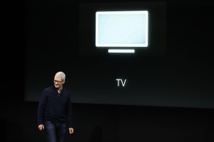 Apple tv announcement