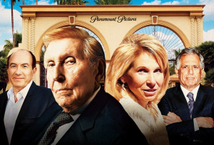 Sumner-redstone and paramount