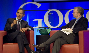 Obama at google hangout 2007