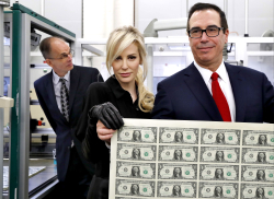 Mnuchin and money