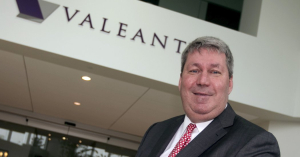 Valeant ceo