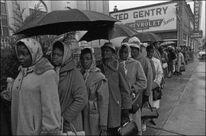 Selma protest
