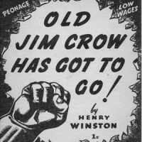 Jim crow has got to go