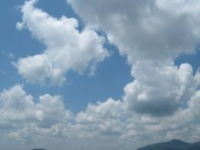 Clouds by john blankenhorn