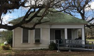 Dime box texas house