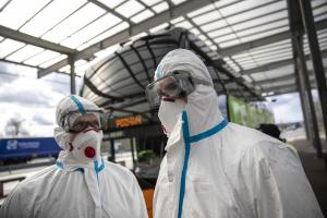 Coronavirus-poland-covid-19-getty-healthcare-workers
