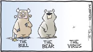 Bull bear virus