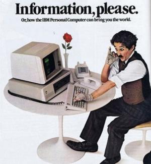 IBM Charlie-chaplin