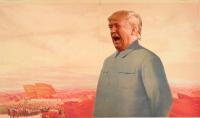 Trump as mao
