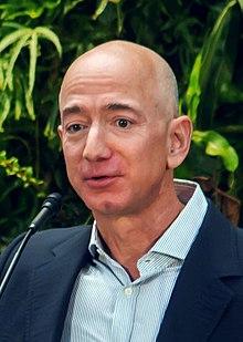 Jeff_Bezos Amazon