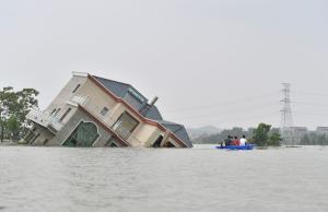 China flooding